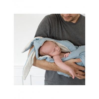 Saco Entret Bunny New Blue M