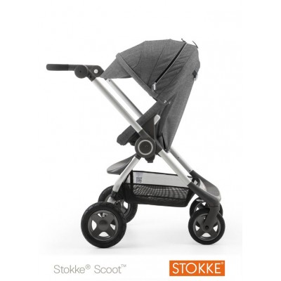 Stokke Scoot Black Melange (Ch