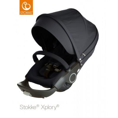 Xplory Asiento Negro