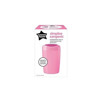 Contenedor Hygiene Plus Rosa