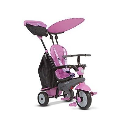 Triciclo Shine Pink