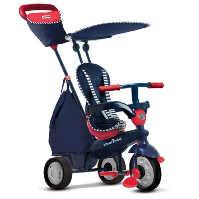 Triciclo Shine Blue-Red