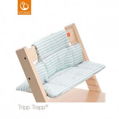 Cojin Aqua Stripes Tripp Trapp