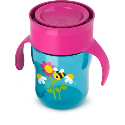 Vaso Aprendizaje Grown Up Cup Blue