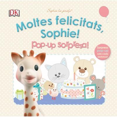 ¡Moltes Felicitats Sophie! Pop up Sorpresa