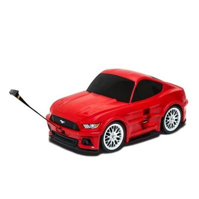 Maleta Ford Mustang Rojo
