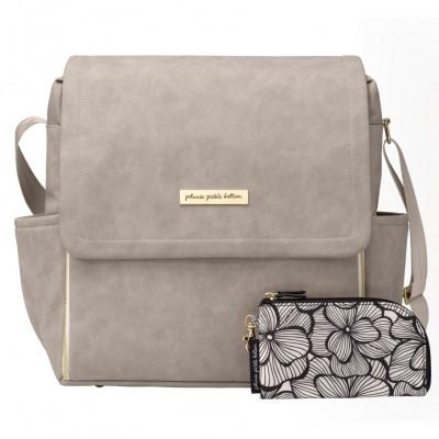 Bolso Backpack Grey Mate