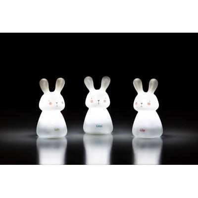 Olala Bunnies Trio Luz