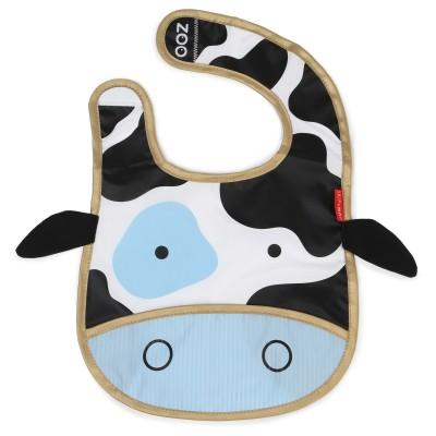 Skip Hop Zoobib Cow