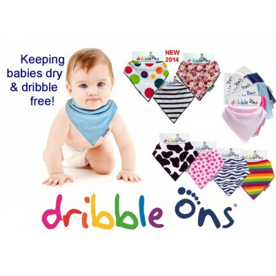 Dribble Babero