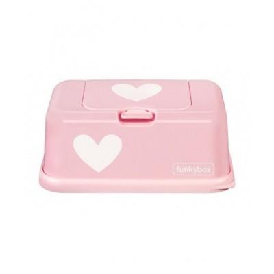 Funkybox Rosa corazones