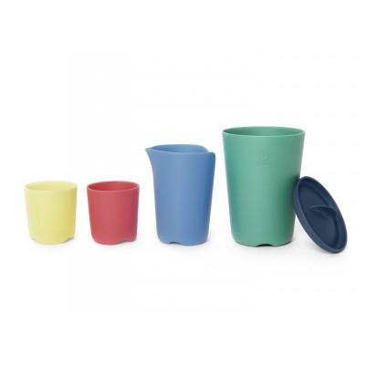 Flexi Bath® Toy Cups Multicol