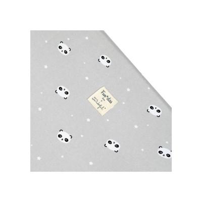 Funda Cambiador Mr Panda 80x50