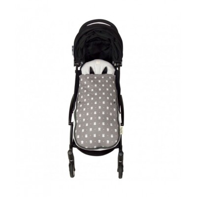 Saco Capazo Cotton Fun Miffy