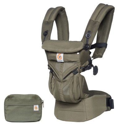 Mochila Omni 360 Cool Air Khaki