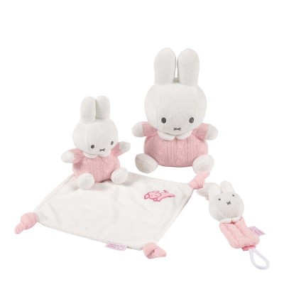 Set Miffy Rosa