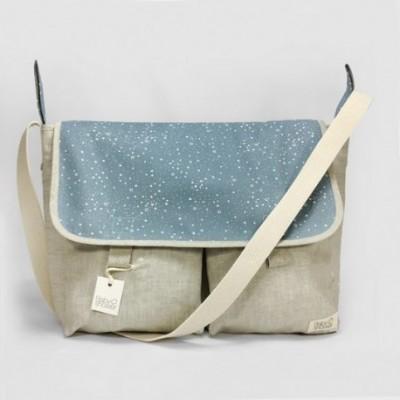 Bolsa Cochecito  Blue Star