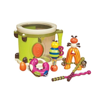 Parum Pum Pum Set Instrumentos