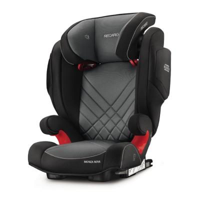 Monza 2 Seatfix Carbon Black R