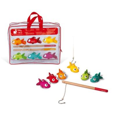 Fishy: Juego De Pesca Con Caña (Peces)
