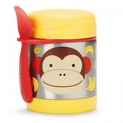 Zoo Cont Comida Monkey