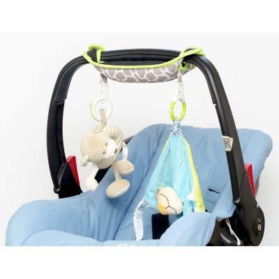 Giraffe Car Seat Handle