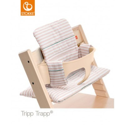 Cojin Pink Stripes Tripp Trapp