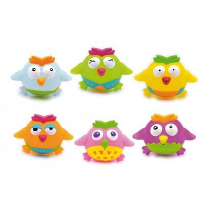 Juguetes Baño Owl