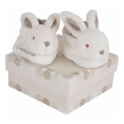 Zapatillas Beige Conejo