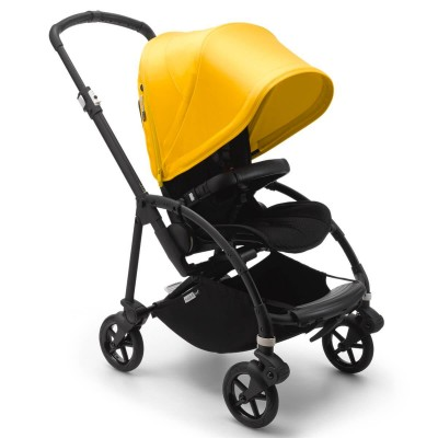 bugaboo bee5 base+ NEGRO