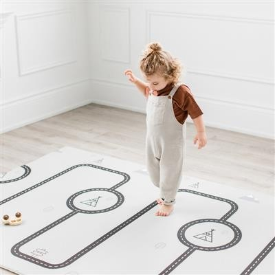 Alfombra Reversible Road/Candy