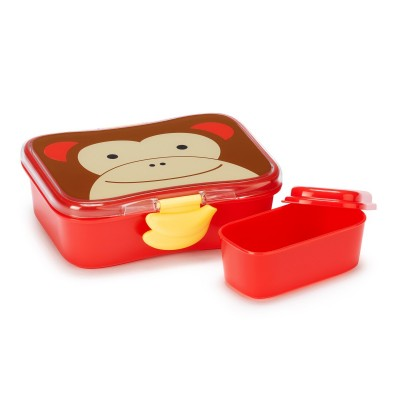 Zoo Lunch Box Monkey