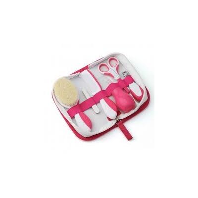Kit Manicura Rosa Nuvita