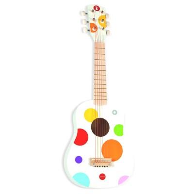 Guitarra Blanca Confeti