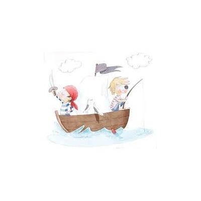 Vinilo  Piratas