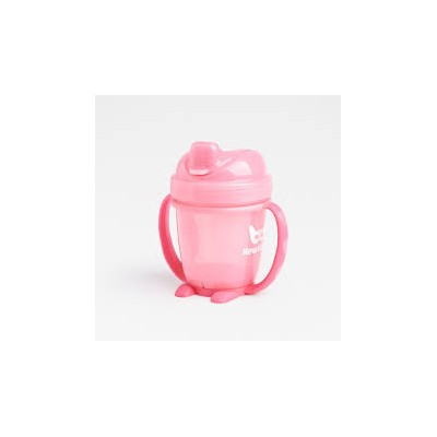 Taza Antigoteo 140ml Rosa