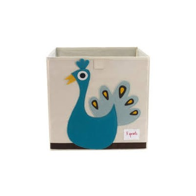 Cubo Pavo Real