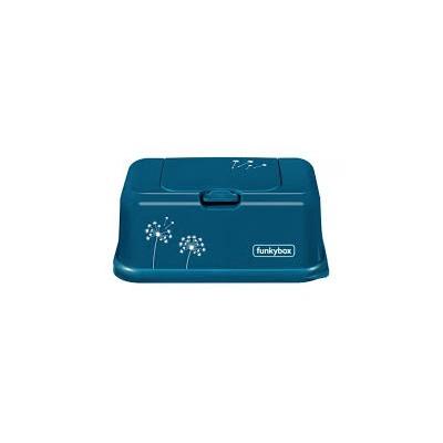Funky Box Azul Petroleo Diente