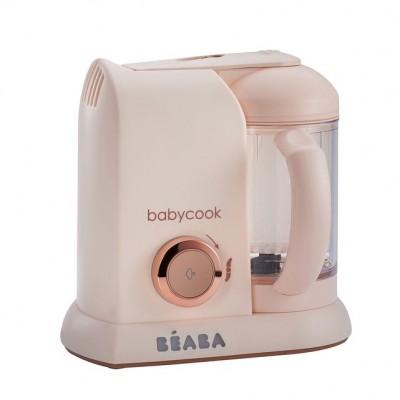 Babycook Macaron Rose Gold