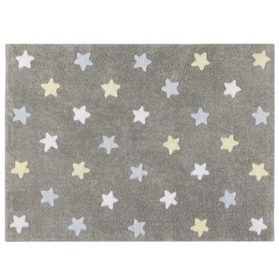 Alfombra Estrellas Tricolor Gr